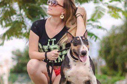 Erika Atena Bull Terrier